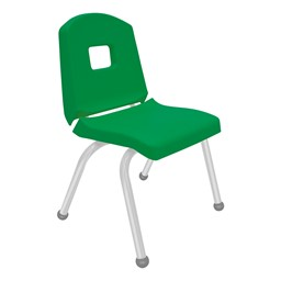 Split-Bucket Preschool Chair - Dustin Green