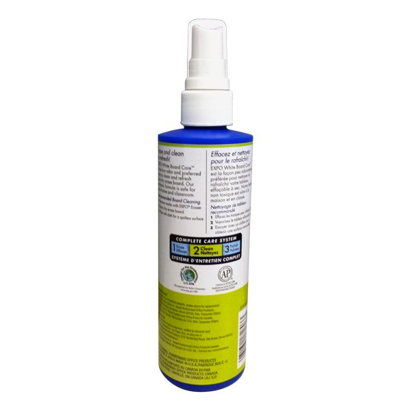 Expo Markerboard Cleaner (8 oz. Spray Bottle)