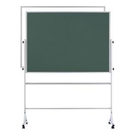 Magnetic Markerboard/Chalkboard w/ Aluminum Frame