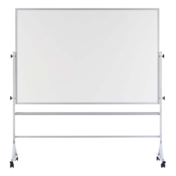 marsh industries double sided portable dry erase board at school