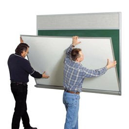 Retro-Fit Markerboard<br>Fits over your existing board