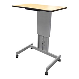 Focus Pneumatic Sit-to-Stand Desk XT