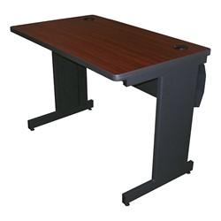 "Pronto School Training Table w/ Lockable Wire Management Raceway (30"" W x 42"" L)"