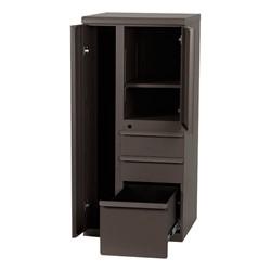 Ensemble Personal Storage Tower w/ Cabinet