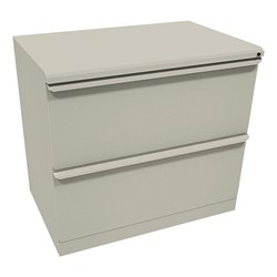 """Zapf Lateral File w/ Two Drawers (30"""" W) - Featherstone"""