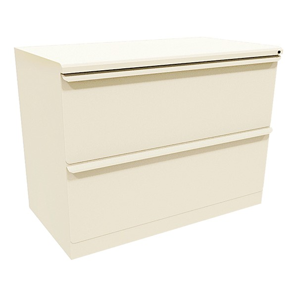"Zapf Lateral File w/ Two Drawers (36"" W) - Putty"
