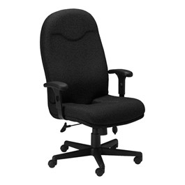 Comfort Series Executive High-Back Chair - Fabric Upholstery