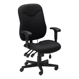 Comfort Series Executive Posture Chair - Black