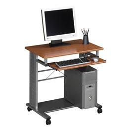 Empire Series Computer Desk – Shown in medium cherry