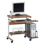 Portrait Series Computer Desk – Shown in medium cherry