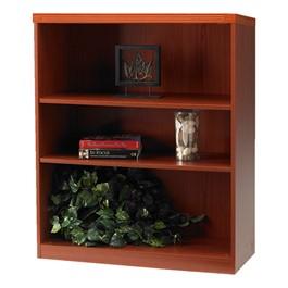 Aberdeen Series Bookcase – Three Shelves - Cherry