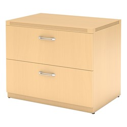 Aberdeen Series Lateral File - Maple