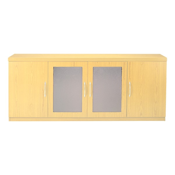 Aberdeen Series Low Wall Cabinet - Maple