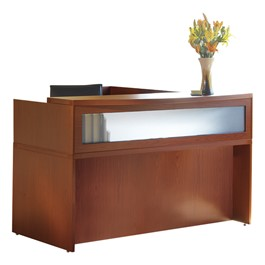 Aberdeen Series L-Shaped Reception Desk