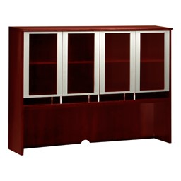 Napoli Series Hutch - Sierra Cherry