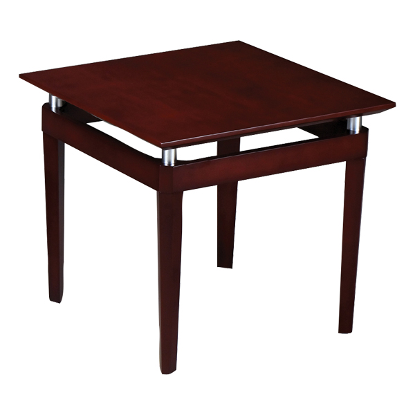 Napoli Series End Table Sierra Cherry 24 X