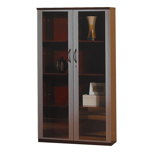 Corsica Series Wall Cabinet - Shown w/ Glass Doors
