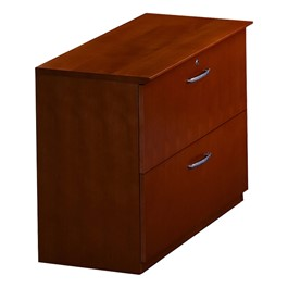 Corsica Series Lateral File Cabinet – Two Drawer