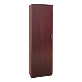 Corsica Series Wardrobe Cabinet – Left Hinges, Sierra Cherry