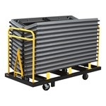 Training Table Storage & Transport Truck<br>Shown with optional towing package