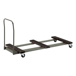 Flat-Stacking Standard Folding Table Caddy