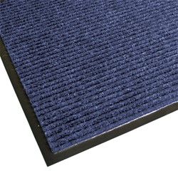 Guardian Golden Series Dual-Rib Indoor Walk-Off Mat - Blue