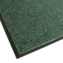 Guardian Golden Series Dual-Rib Indoor Walk-Off Mat - Green