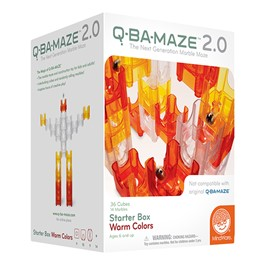 Q-BA-MAZE 2.0 Starter Box - Warm Colors