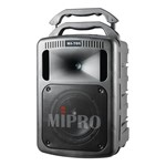 Portable 190-Watt PA Bluetooth System w/ CD Player & Wireless Receiver
