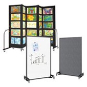 Portable Partitions & Display Panels