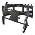 Articulating Dual-Arm Flat Panel Mount