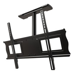 "Universal Ceiling Flat Screen Mount - 18"" Drop Length"