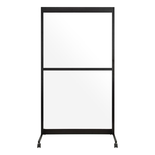 Clear Healthcare Single Panel Room Divider