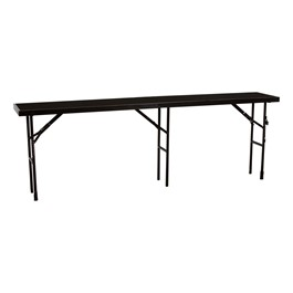 "Straight Standing Choral Riser Section w/ Carpet Deck (96"" L x 18\"" D x 32\"" H)"