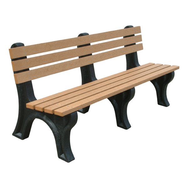 Superb Norwood Commercial Furniture Recycled Plastic Bench At Machost Co Dining Chair Design Ideas Machostcouk