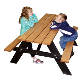 Children\'s Recycled Plastic Picnic Table