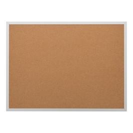 Cork Bulletin Board w/ Aluminum Frame