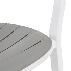 Indoor/Outdoor Stack Chair - Seat