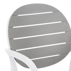 Indoor/Outdoor Stack Chair - Detail