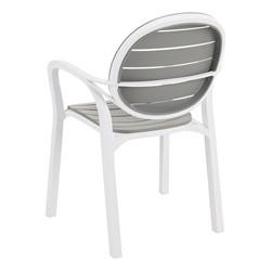 Indoor/Outdoor Stack Chair - Back