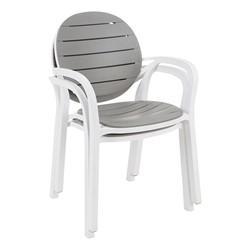 Indoor/Outdoor Stack Chair - Stacked