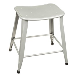Norwood Commercial Furniture Contoured Metal Stool 18 Quot H