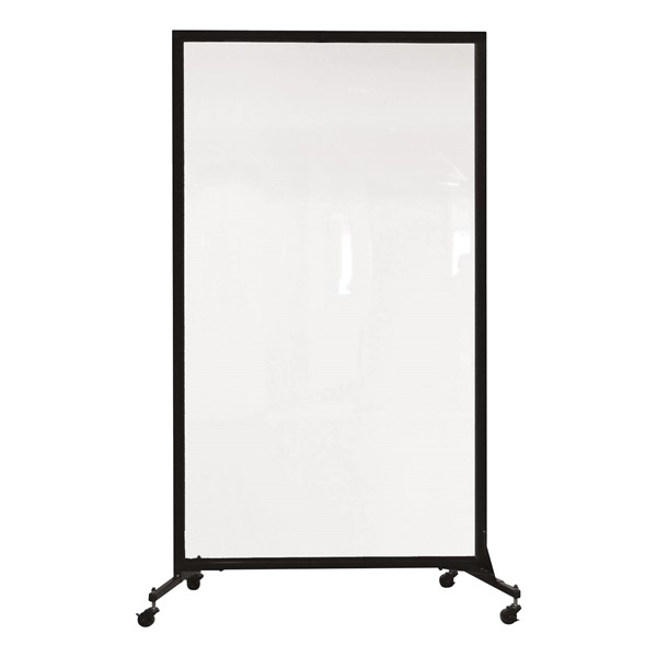 Healthy Safeguard Clear Room Divider - Single Panel