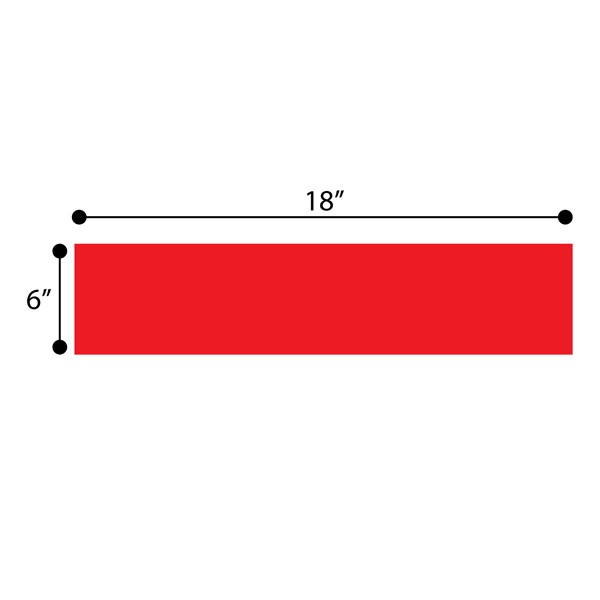 Colored Line Sticker