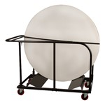 Round Folding Table Dolly - Tables sold separately