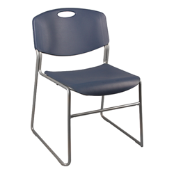 Norwood Commercial Furniture Heavy Duty Plastic Stacking