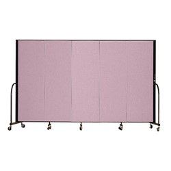 6' H Freestanding Portable Partitions