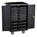 Structure Series 24-Outlet Tablet Charging Cart