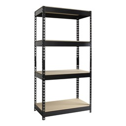 Extra Heavy-Duty 3800LB Shelving w/ Four Shelves