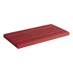Credenza Seat Cushion - Red